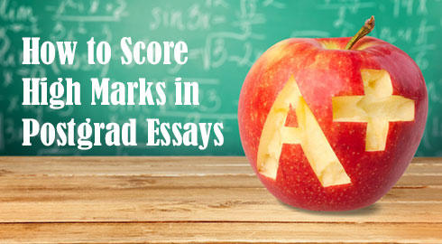 How to get high mark on essay?